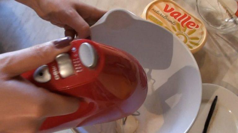 Mischiare gli ingredienti