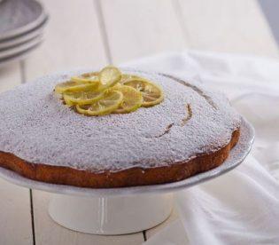 torta morbida al lime