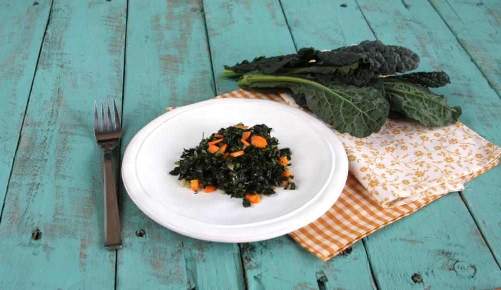 Cavolo nero e carote