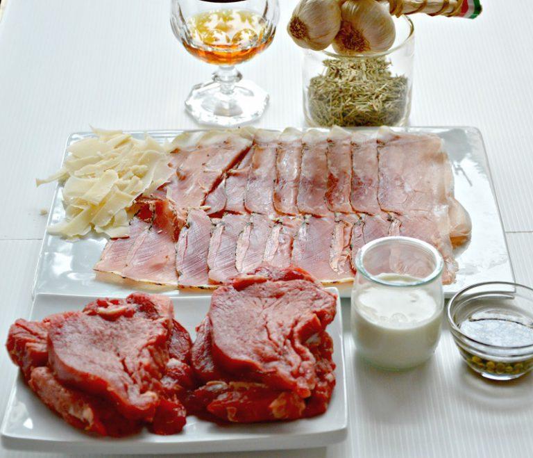 Ingredienti. Tirate la carne fuori dal frigo e fatela riposare una decina di minuti.