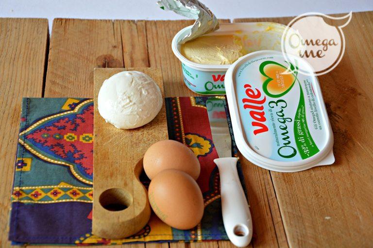 Ingredienti per la salsa