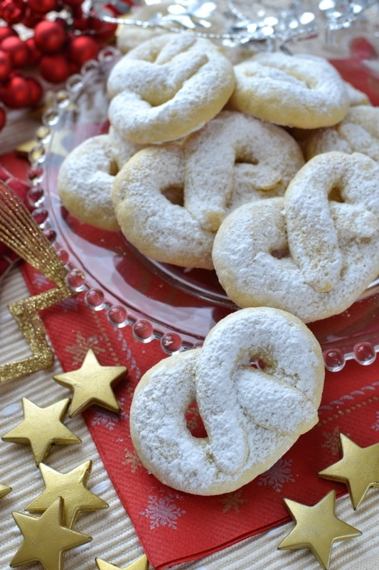 Biscotti – Torcetti di Natale