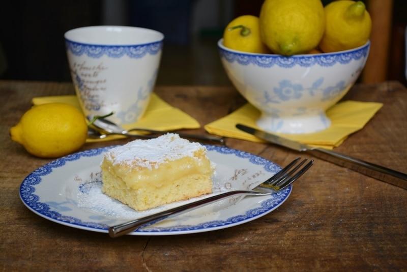 Tranci al limone