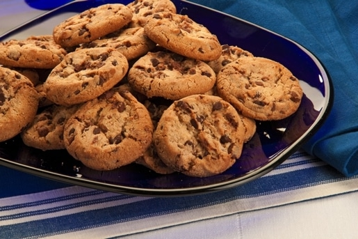 """Cookies al cioccolato """"Biscotti al cioccolato"""""""
