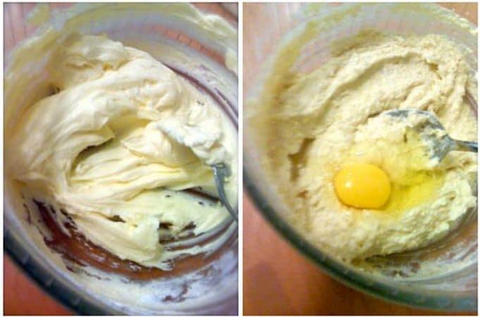 Srotolate uno dei dischi di pasta sfoglia e foderate una tortiera (22 cm di diametro), meglio se a cerchio apribile (ungetela con margarina se non è antiaderente) e versate la crema sulla pasta sfoglia. Avvolgete l'oggetto di ceramica nella stagnola (servirà a proteggerlo e a renderlo più visibile al fine di non essere mangiato!) e nascondetelo in mezzo alla crema, ma non nel centro – sarebbe troppo ovvio