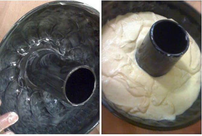 Incorporate un uovo alla volta facendo precedere ogni aggiunta da un cucchiaio di farina