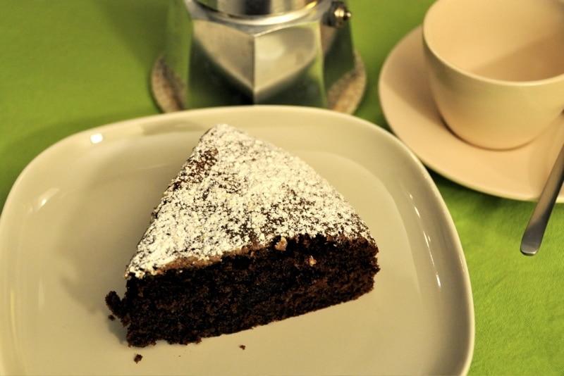 """Torta morbida al caffè e cioccolato """"365 dolci all'anno"""""""