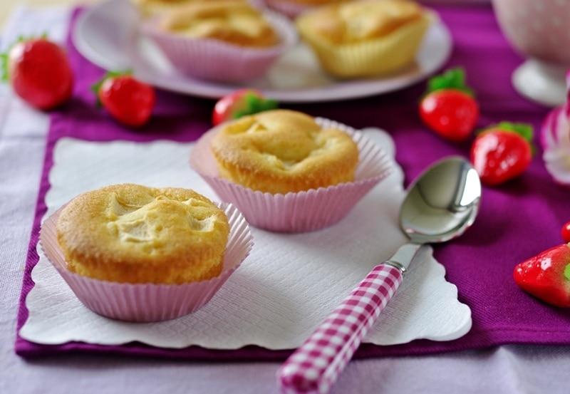 Tortini di mele estivi