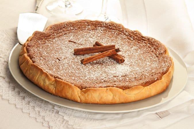 Cuoci, nel forno preriscaldato a 180°. per circa 45 minuti; lasciala raffreddare e servila spolverizzata con lo zucchero a velo.C'e' torta per te con Vallé ♥