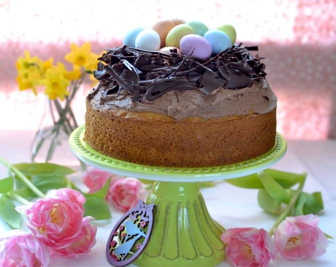Torta di Pasqua con sorpresa