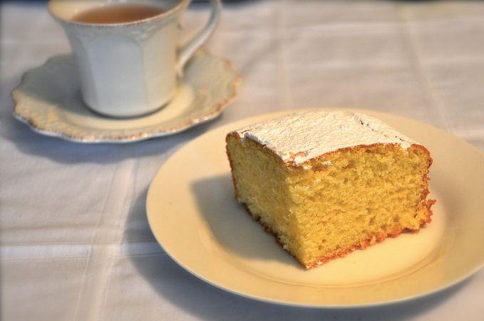 Fate raffreddare sulla griglia per dolci, spolverate con tanto zucchero a velo e serviteBuon Appetito da Kuri e da Vallé ♥