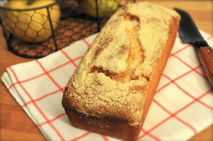 Fate raffreddare bene e servite. Tagliate a fette e provate con confettura di limone o con  formaggi cremosi Buon Appetito da Kuri e da Vallé ♥
