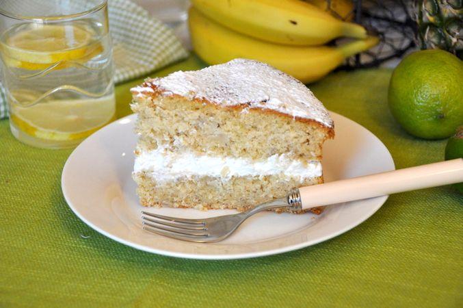 Cospargete con zucchero a velo e servite. Conservate in frigo per due giorni al massimoBuon appetito da Kuri e da Vallé ♥