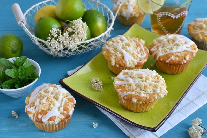 Muffin Piña Colada