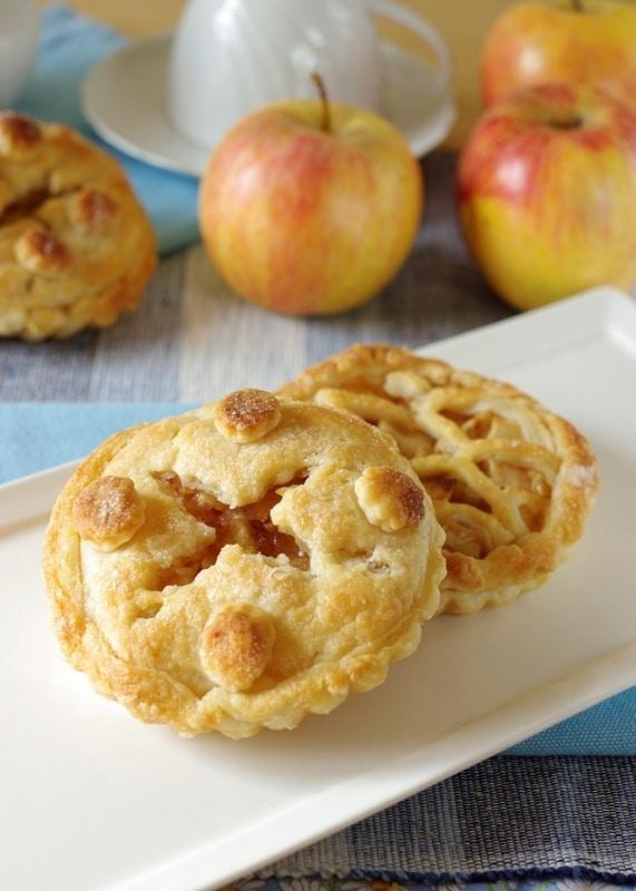 Mini Apple Pie di Sfoglia