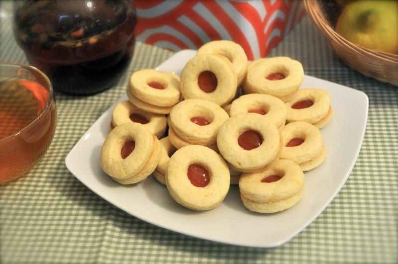 Biscotti: Gemme al riso