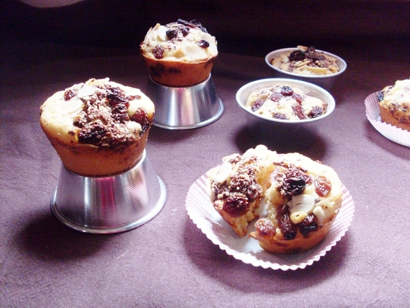 Muffins ai cereali