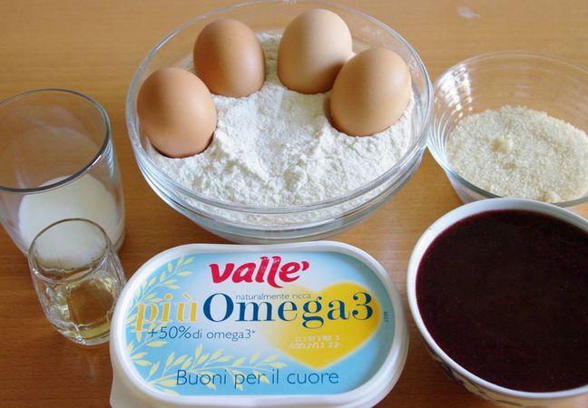 Ingredienti. Setacciate in una ciotola la farina con il lievito ed il sale