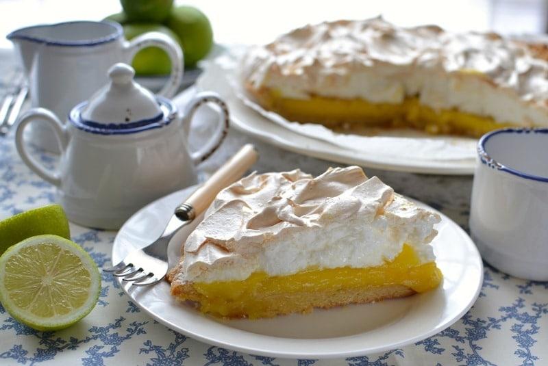 Lemon meringue pie: dolci dal mondo
