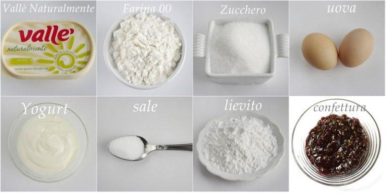 Ingredienti. Setacciare in una ciotola la farina con il sale ed il lievito