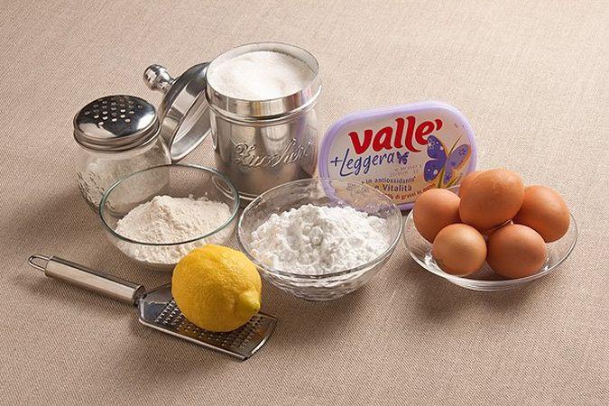 Ingredienti. Accendete il forno a 200 gradi