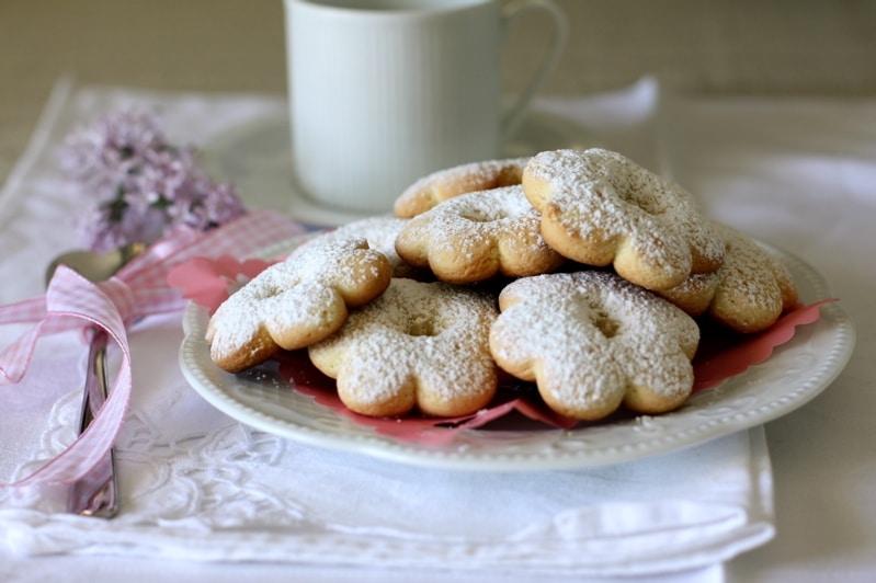 Biscottini alla panna