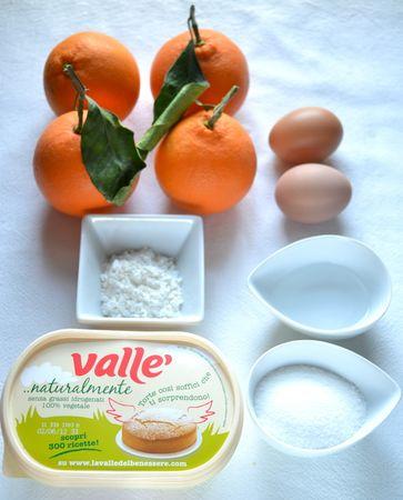 Ingredienti. Accendete il forno a 180 gradi. Lavate a asciugate le arance.