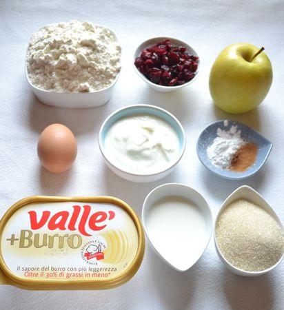 Ingredienti. Accendete il forno a 200 gradi. Sbucciate la mela, tagliatela a tocchetti e tenete da parte