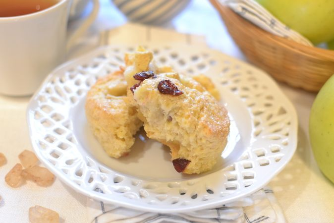 Infornate per 20-25 minuti; servite tiepidi o freddiBuoni dolci da KURI e da Vallé ♥