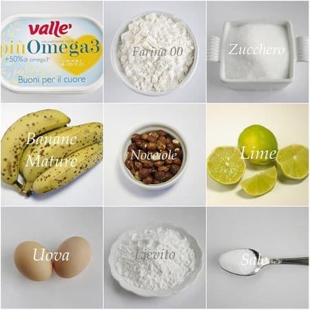Gli ingredienti. Accendete il forno a 175 gradi
