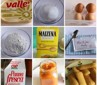 Torta primavera con marmellata: gli ingredienti
