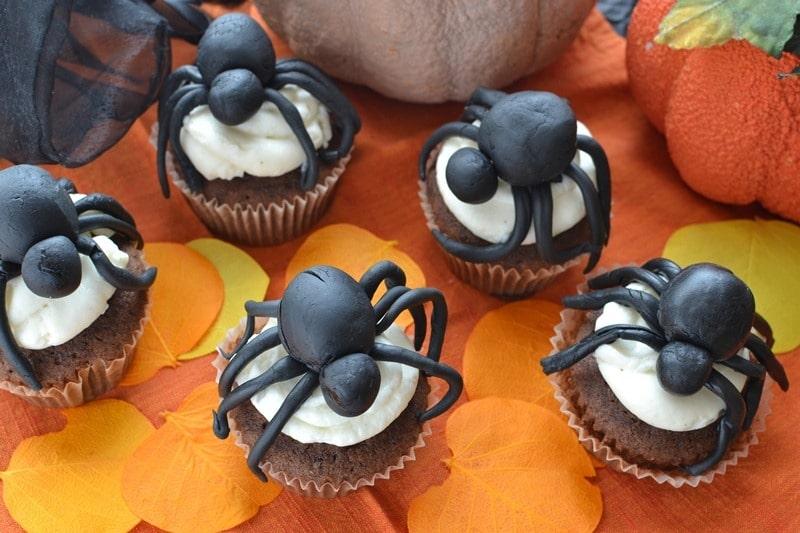 Cupcakes Vedova Nera