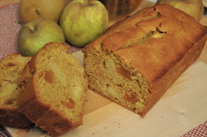 """Torta rustica alle mele e albicocche """"Torte Soffici"""""""