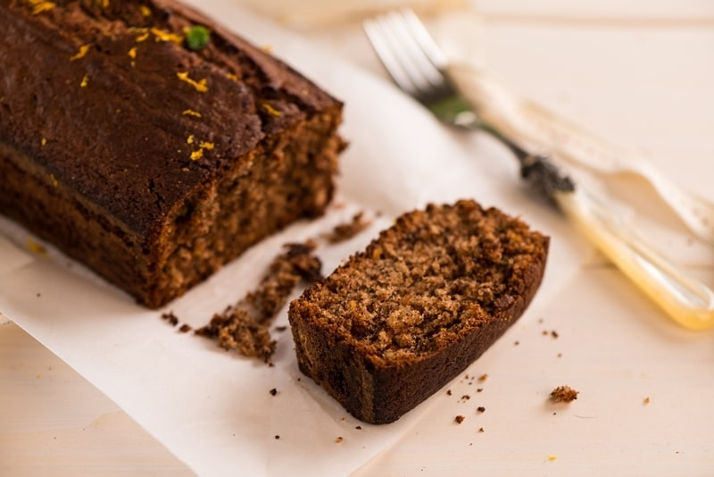 Torta integrale al cioccolato e yogurt, ricetta plumcake
