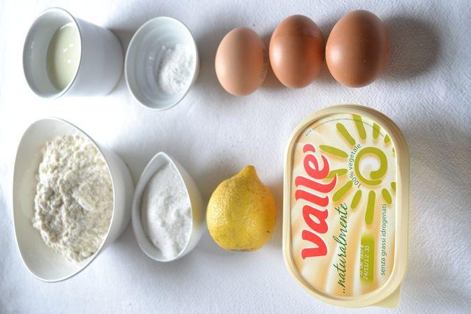 Plumcake semplice allo yogurt: gli ingredienti
