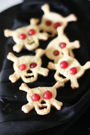 Servite e buon Halloween!Buoni dolci di Halloween da Anna-Gentile e da Vallé ♥