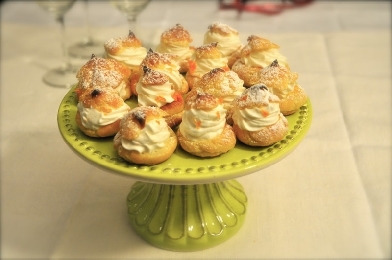 Paste Chantilly all'arancia – 365 dolci all'anno