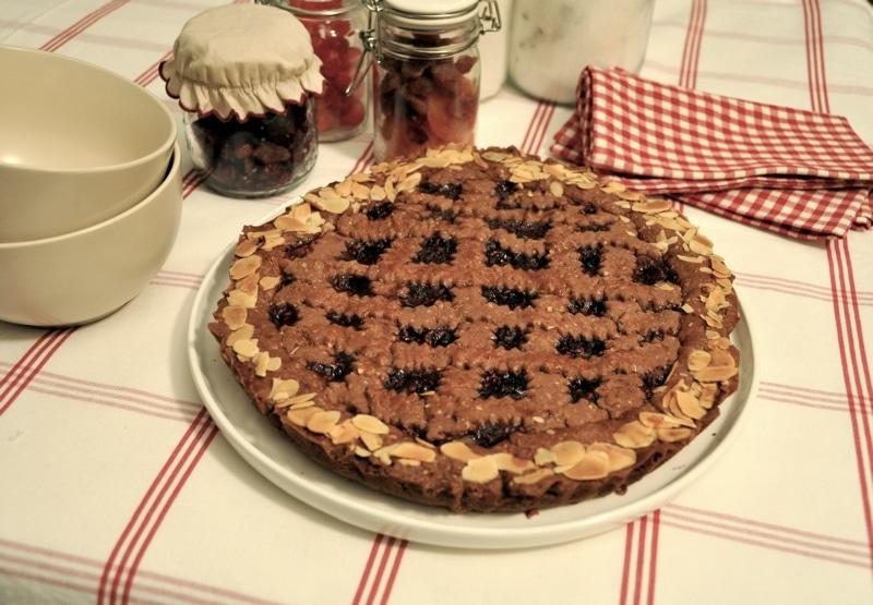 Torta Linzer (dal 1653)