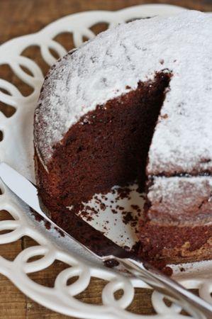 servire il dolce con dello zucchero a velo. Buoni dolci da Ramona e da Vallé ♥