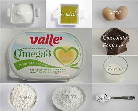 Ingredienti. Setacciare la farina con il lievito e il sale
