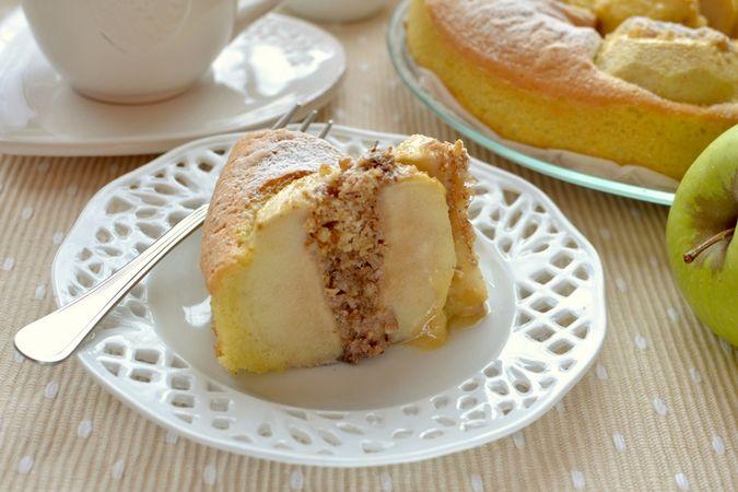 Spolverate con zucchero a velo e servite tiepida o fredda (foto8)Buoni dolci da KURI e da Vallé ♥
