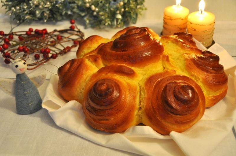 """Pane di S.Lucia """"Dolce Natale"""""""