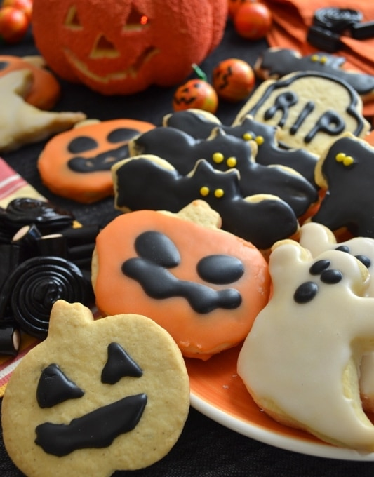 "Biscotti Halloween ""BUH!"""