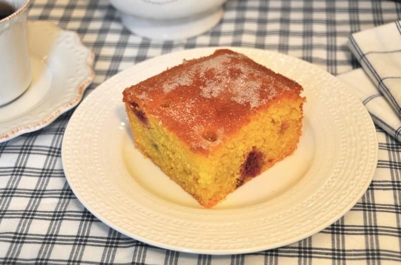 """Torta gialla ai lamponi """"Torta Soffice"""""""