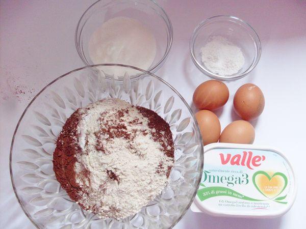 ingredienti per la base