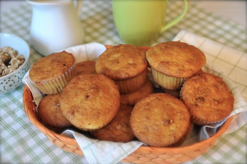Muffin al Muesli