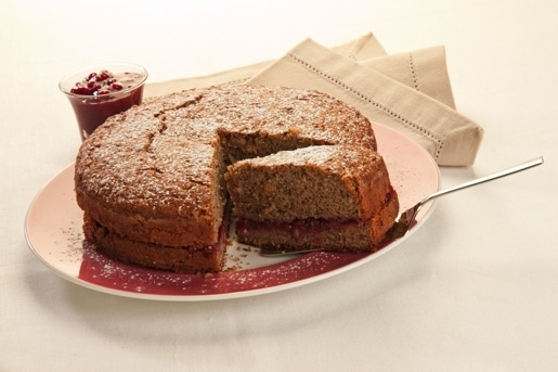"Torta di grano saraceno ""Torta Soffice"""