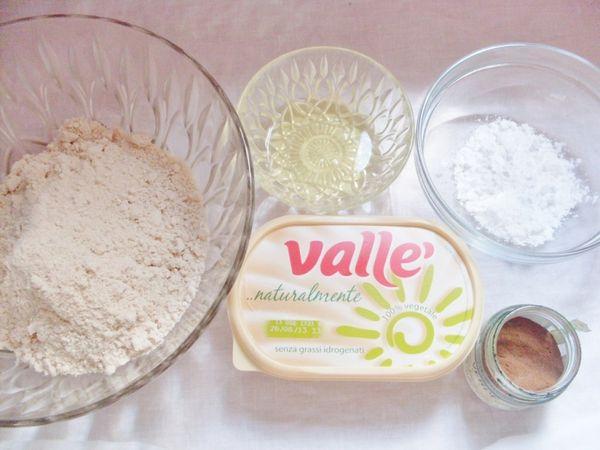 Ingredienti per 30 macarons