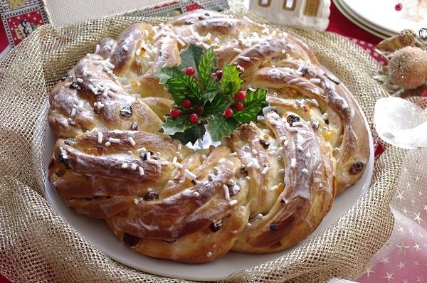 Corona di buon augurio – Natale