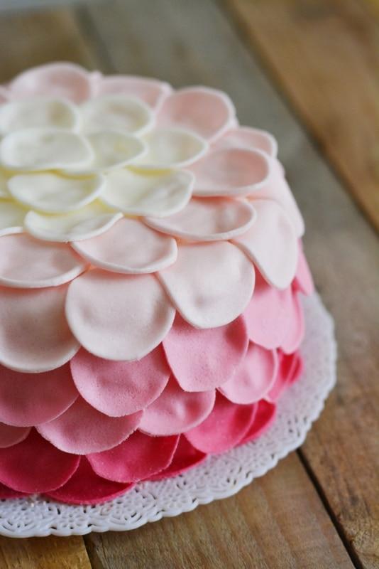La Torta Alle Fragole Per La Festa Della Mamma